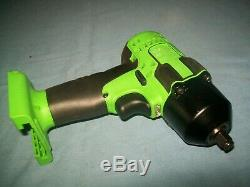 NEW Snapon Lithium Ion CT8810BG 18V 18 Volt cordless 3/8 impact Wrench / Gun