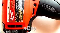New 18V Milwaukee 2754-20 FUEL 3/8 Brushless Impact Wrench M18 Cordless 18 volt