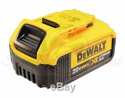 New DeWALT DCF899 20V MAX Cordless Li-Ion 1/2 Impact Wrench 4.0 Battery