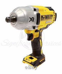 New DeWALT DCF899 20V MAX Cordless Li-Ion 1/2 Torque Impact Wrench 5.0 Battery