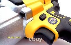 New Dewalt 20 Volt DCF899 1/2 Impact Wrench, (1) DCB204 4.0 AH Battery, Charger