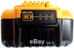 New Dewalt DCF889 20V 1/2 Cordless Impact Wrench, (2) DCB205 5.0 Batteries Pin