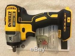 New Dewalt DCF890B 3/8 20V Max XR Brushless Cordless Impact Wrench