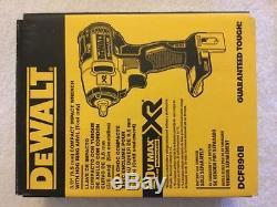 New Dewalt DCF890B 3/8 20V Max XR Brushless Cordless Impact Wrench NIB