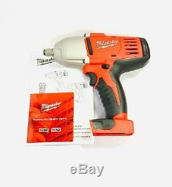 New In Box Milwaukee M18 2663-20 Cordless 1/2 High Torque Impact Wrench 18 Volt