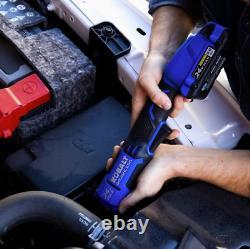 New Kobalt24V Max Variable Speed Brushless 3/8in Cordless Impact KRAIW 124B-03