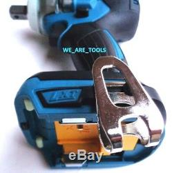 New Makita 18V XWT15Z Brushless Cordless 1/2 Impact Wrench 4 Speed 18 Volt LXT