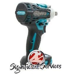 New Makita XWT15Z 18V LXT Brushless Cordless 4 Speed 1/2 Impact Wrench 18 Volt