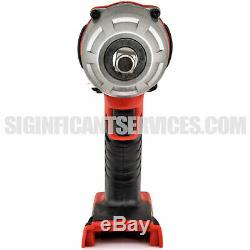 New Milwaukee 2663-20 M18 Cordless 1/2 High Torque Impact Wrench 5.0 Ah Battery