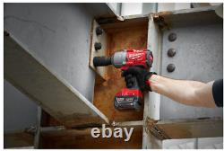 New Milwaukee 2767-20 M18 FUEL 1/2 Impact Wrench with Friction Ring (Tool Only)
