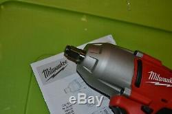 New Milwaukee M18 1/2 2663-20 18V Cordless Impact Wrench use 18 volt