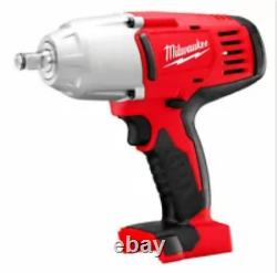 New Milwaukee M18 2663-20 Cordless 1/2 High Torque Impact Wrench 18 Volt