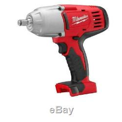 New Milwaukee M18 2663-20 Cordless 1/2 High Torque Impact Wrench 18 Volt