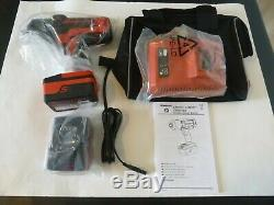 New Snap-On 1/2 dr 18V MonsterLithium Cordless Impact Wrench Kit, CT8850
