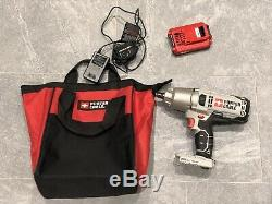 PORTER CABLE 20V MAX 1/2 DRIVE CORDLESS IMPACT WRENCH KIT PCC740 With RECEIPT