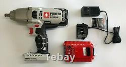PORTER-CABLE PCC740LA 20V MAX Impact Wrench, 1/2, Brand-NEW
