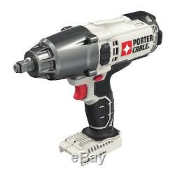 Porter-Cable 20V MAX 1,700 RPM 1/2 in. Impact Wrench (Tool Only)PCC740B New