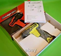 RARE NEW Snap On Tools 14.4v Battery Cordless 1/4 Drive Impact Wrench Tool Only