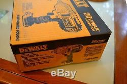 Retail New Dewalt 20v DCF889 Cordless Impact Wrench use 20 volt DCB205 DCB206