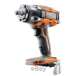 Ridgid 18V GEN5X Cordless Brushless 1/2Impact Wrench (Tool-Only) with Belt Clip