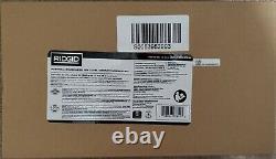 Ridgid 18V OCTANE Cordless Brushless 1/2 Impact Wrench Charger 4A Battery Bag
