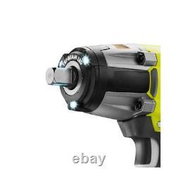 Ryobi P261 18V Li-Ion 1/2 3-Speed Impact Wrench (Tool Only) NEW