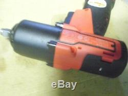 SNAP-ON CT761A, 3/8 CORDLESS IMPACT WRENCH. Works excellent. (BARE TOOL) NICE