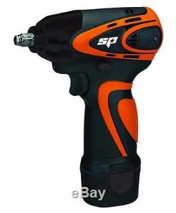 SP Tools Mini Impact Wrench 12v 3/8 Drive Cordless Charger 2x Batteries SP81112