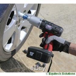 Sealey Tools CP2400MH 24V 1/2 Drive Cordless Impact Wrench Gun Nut Runner Ni-MH