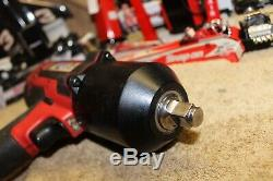 Snap-On 18V 1/2 Drive Cordless Monster Lithium Impact Wrench CT8850 Great