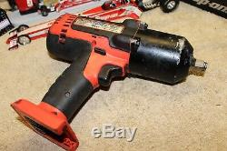 Snap-On 18V 1/2 Drive Cordless Monster Lithium Impact Wrench CT8850 READ