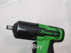 Snap-On CT761AG, 3/8 Drive Micro Lithium Cordless Impact Wrench, 14.4V, Refurb