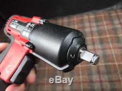 Snap On CT761 14.4 V 3/8 Cordless Impact Wrench Tool Unused Mint