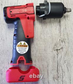 Snap On CT761 Repair Custom Kit RED 3/8 Drive 14.4v Impact Gun Cordless