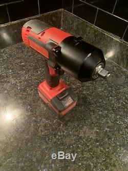 Snap-On CT8850G 18 V 1/2 Drive Cordless MonsterLithium Impact Wrench