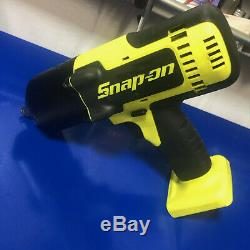 Snap On CT8850HV 1/2 18 Volt, MonsterLithium, Cordless Impact Wrench