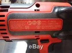 Snap On CT8850 18V 1/2 Cordless Impact Wrench With 1 Battery & Charger(ctc131)