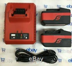 Snap-On CT8850 18V 1/2 Drive Cordless Lithium Impact Wrench Bundle