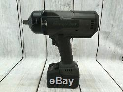 Snap On CT9075GM Lithium Brushless Cordless Impact Wrench 18V 1/2 with Battery