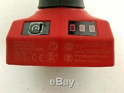 Snap-On CT9075 18V 1/2 Lithium Brushless Cordless Impact Wrench