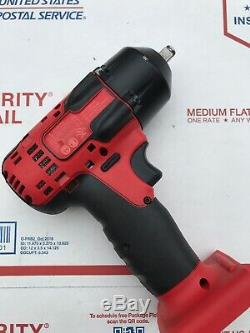Snap On Cordless Impact Wrench CT8810A. Please Read Description