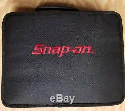 Snap On Ct661 7.2 Volt 3.8 Cordless Impact Wrench Mint 98883-1 Eb