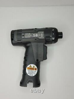 Snap On Tools 14.4V Cordless Screwdriver Gun Metal Grey CTS761AGMDB (TOOL ONLY)