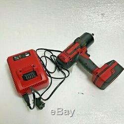 Snap-on Lithium Ion CT8850 18V 18 Volt cordless 1/2 impact Wrench / Gun