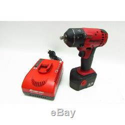 Snap-on Tools CT4418 3/8'' (10mm) 18V Cordless Impact Wrench Drill / Driver