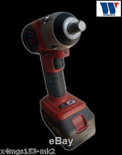Werkzeug 18V Impact Wrench 540 Nm Compact Size Cordless Pro Range